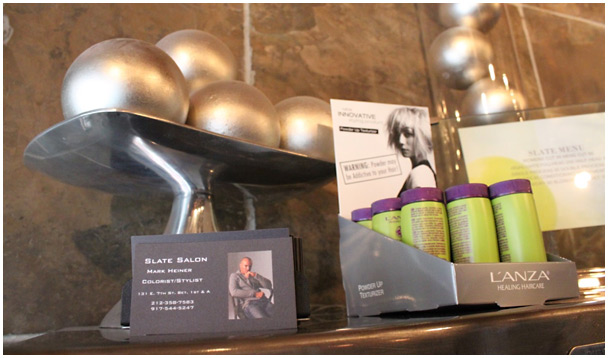 Slate Salon Products